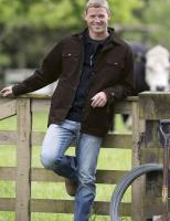 Agri Station Oilskin Jacket