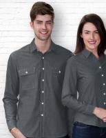 Mens Montreal Chambray Shirt