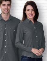 Womens Montreal Chambray Shirt