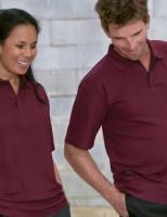 Adults Poly Cotton Polo
