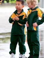 Kids Woven Tracksuit Pants