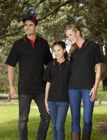 Ladies Close Pique Knit Polo