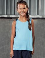 Kids Bizcool Flash Singlet