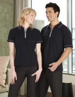 Mens Bizcool Heritage Polo  
