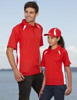 Kids Bizcool Splice Polo