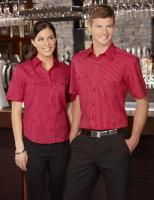Ladies Cuban Shirt - Short Slv