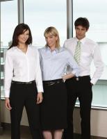 Ladies L/S Luxe Premium Shirt