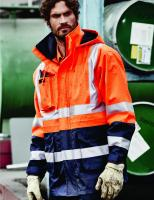 Mens Arc Rated Anti Static Waterproof Jacket