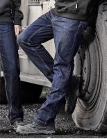 Stretch Denim Work Jeans