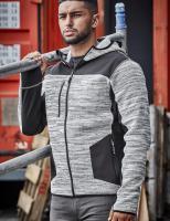 Unisex Streetworx Reinforced Knit Hoodie
