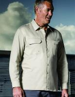 Light Weight Tradie LS Shirt
