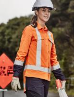 Womens TTMC-W Drill Work Shirt