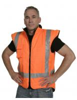 Flame Ret. PU Coated Vest Or
