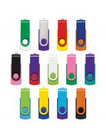 50 x Helix 4GB Mix & Match Flash Drive with Print