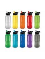 48 x Triton Bottle - Black Lid with Print