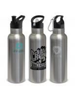 25 x Nomad Vacuum Bottle - Stainless with Print