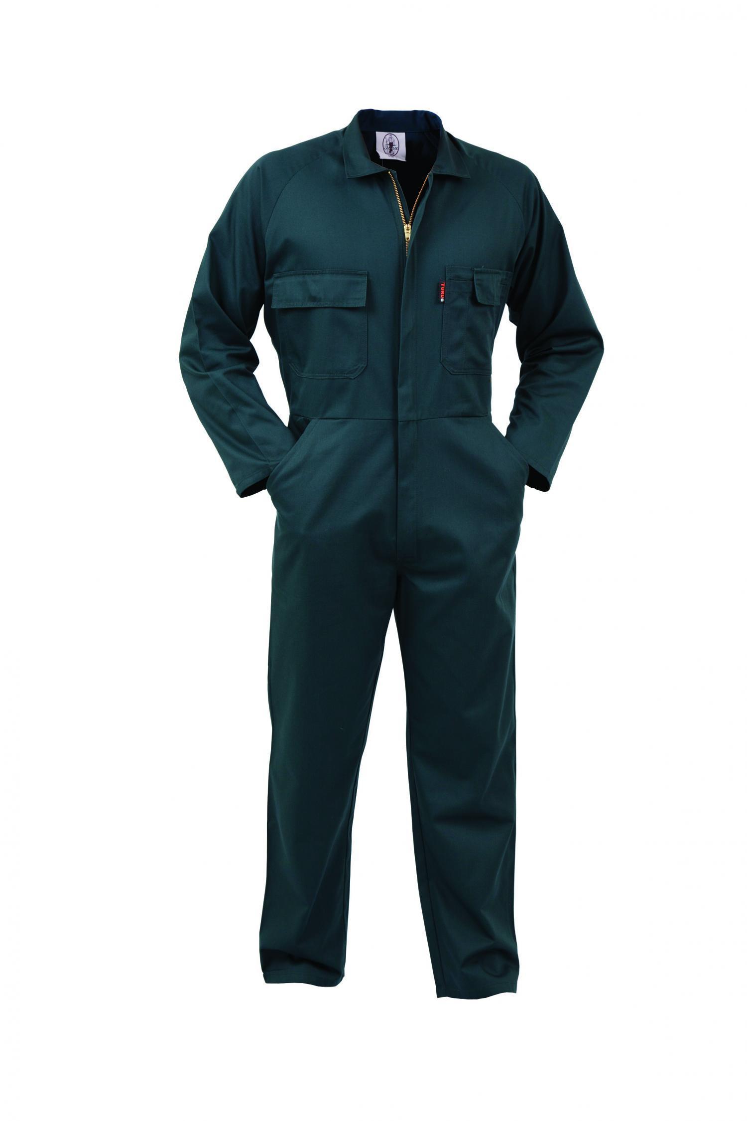 Premium Zip Front Overall Workwear Workwear The