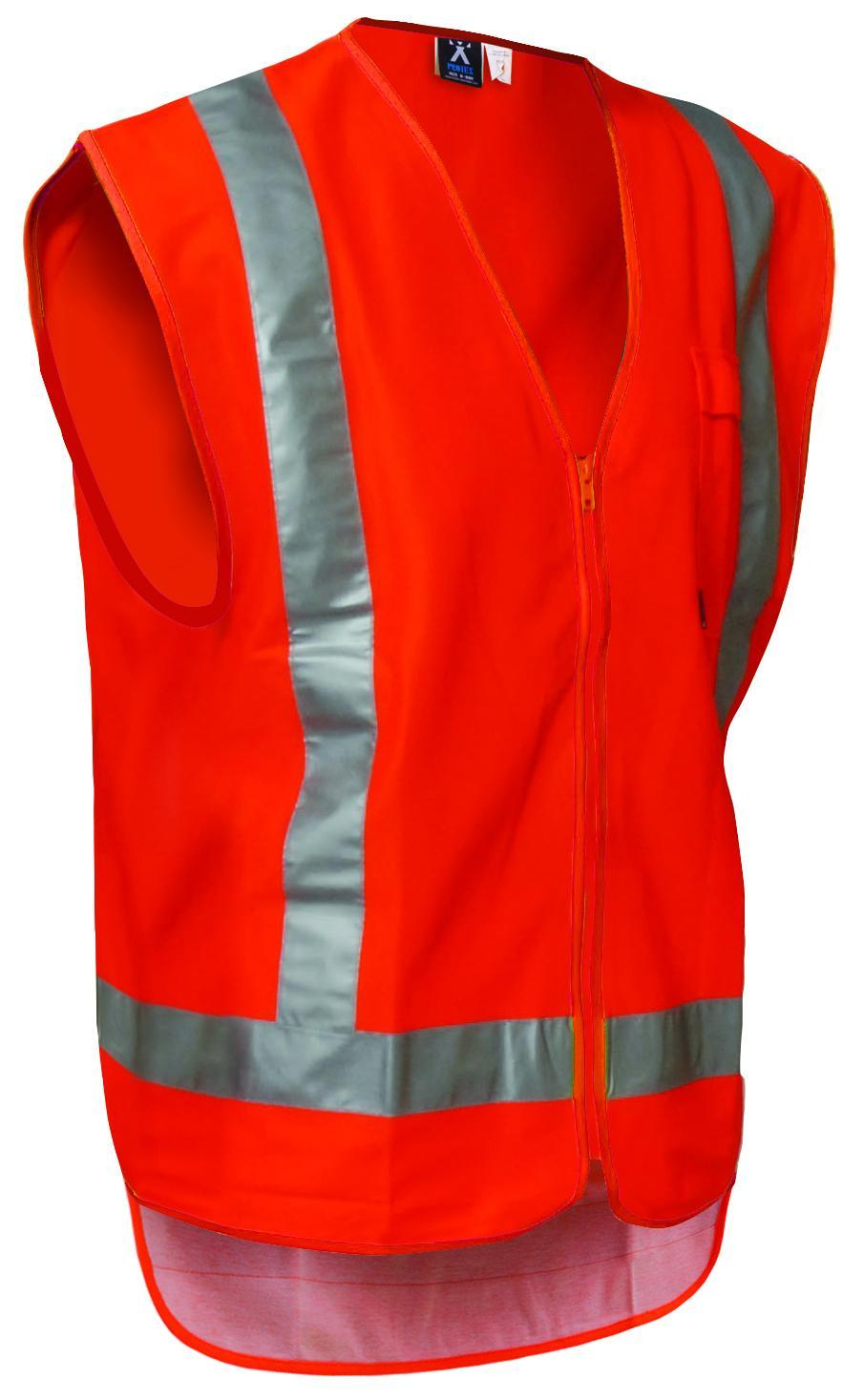 9fc47cfb2ff37 DN Hi Vis Safety Vest - TTMC - The Uniform Factory
