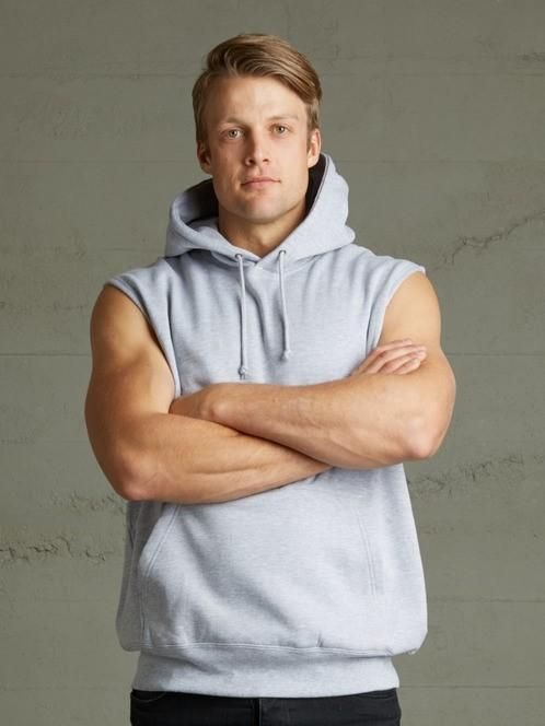 Sleeveless Hoodie - Hoodies & Sweats - The Uniform Factory