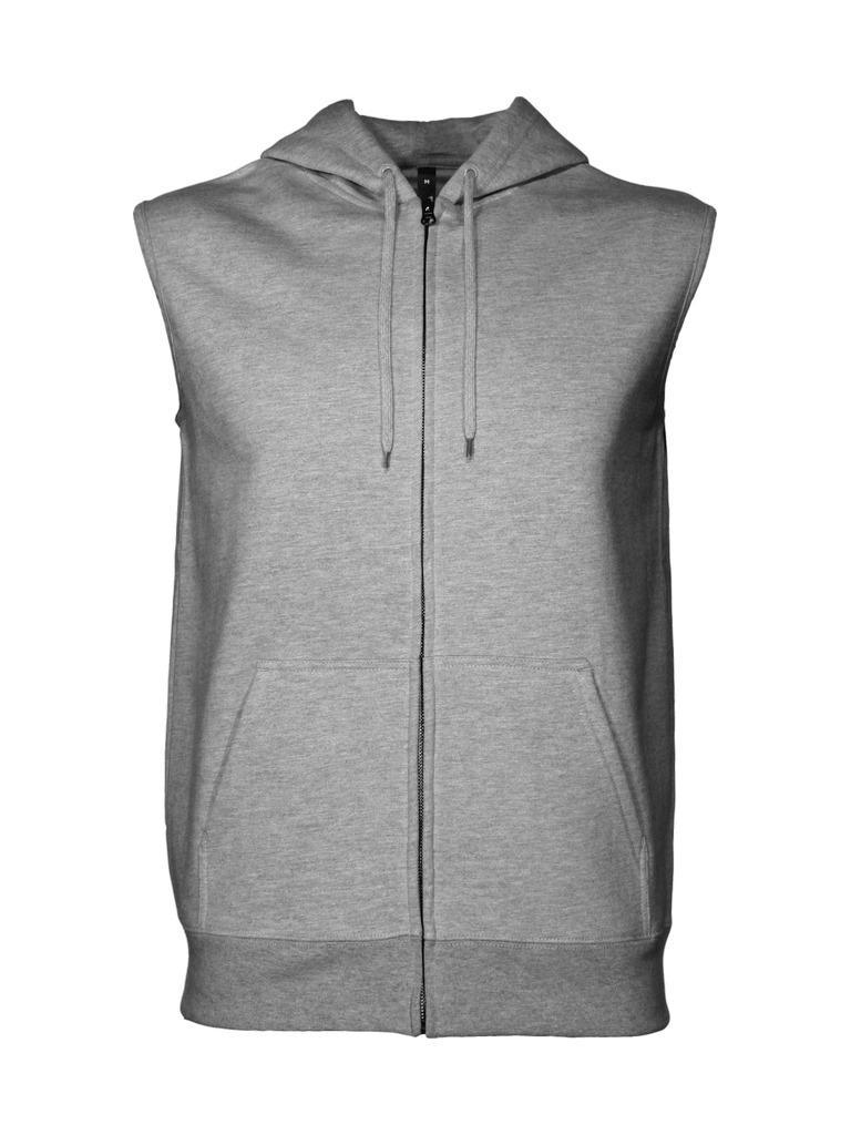 69f299aace1737 Mens 360 Sleeveless Zip Hoodie - Hoodies   Sweats - The Uniform Factory