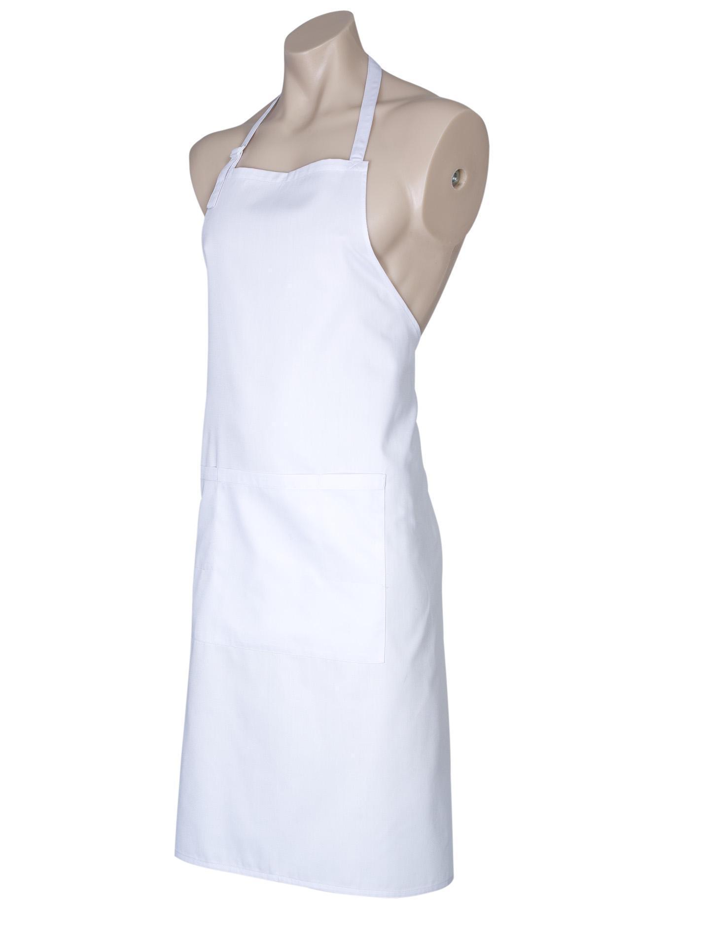 Buy white apron nz - White