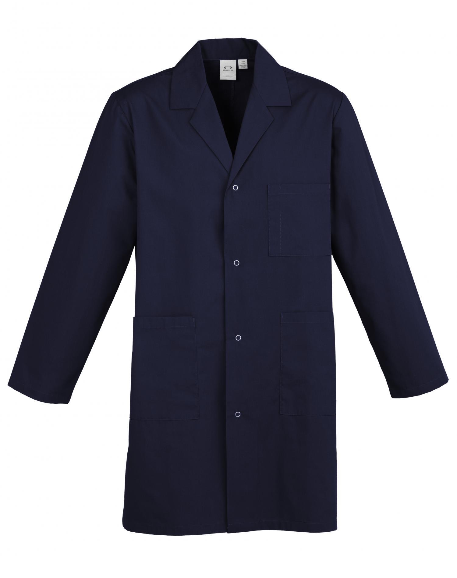 Classic lab coat healthcare the uniform factory for Spa uniform nz