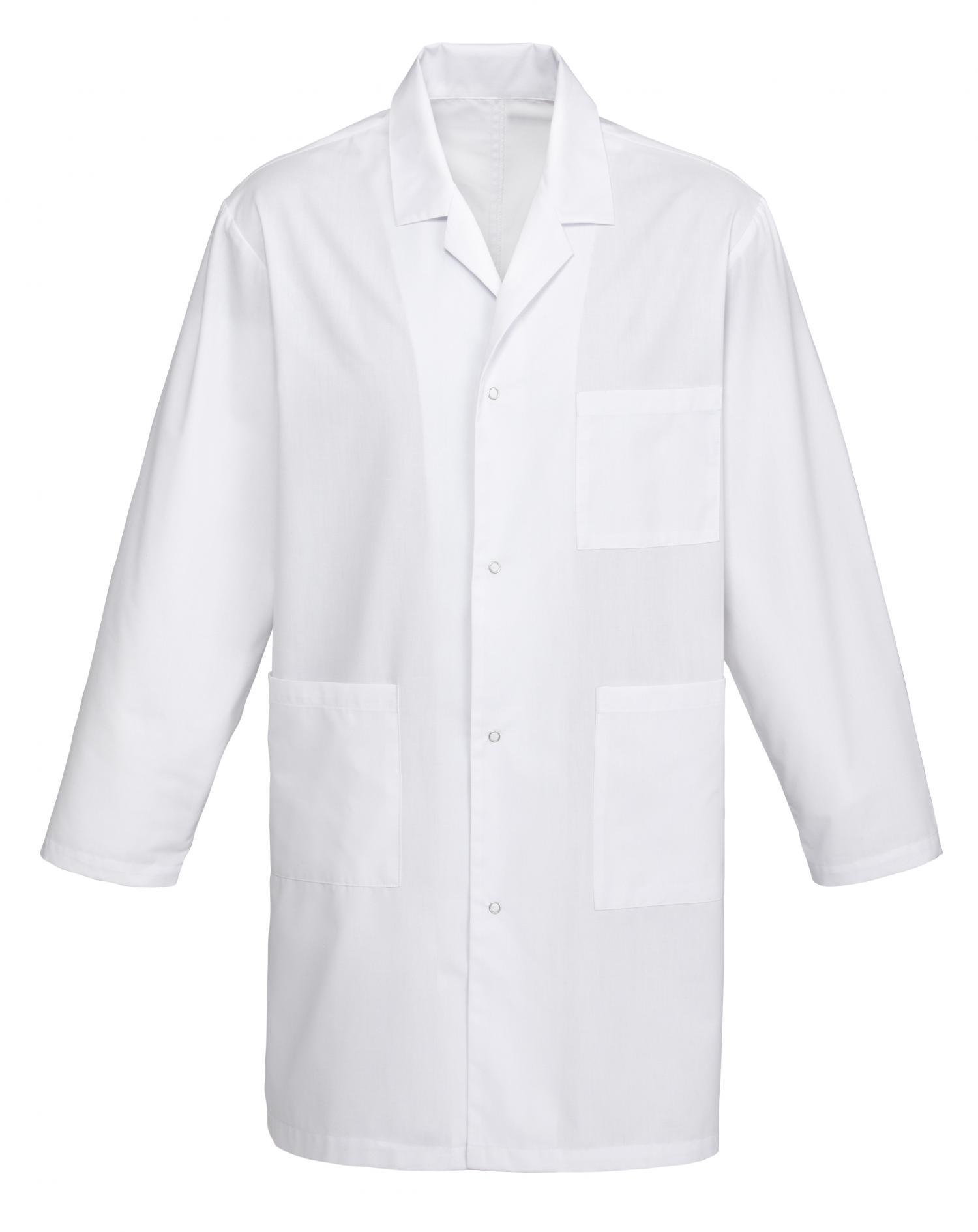 Classic Lab Coat - Healthcare - The Uniform Factory