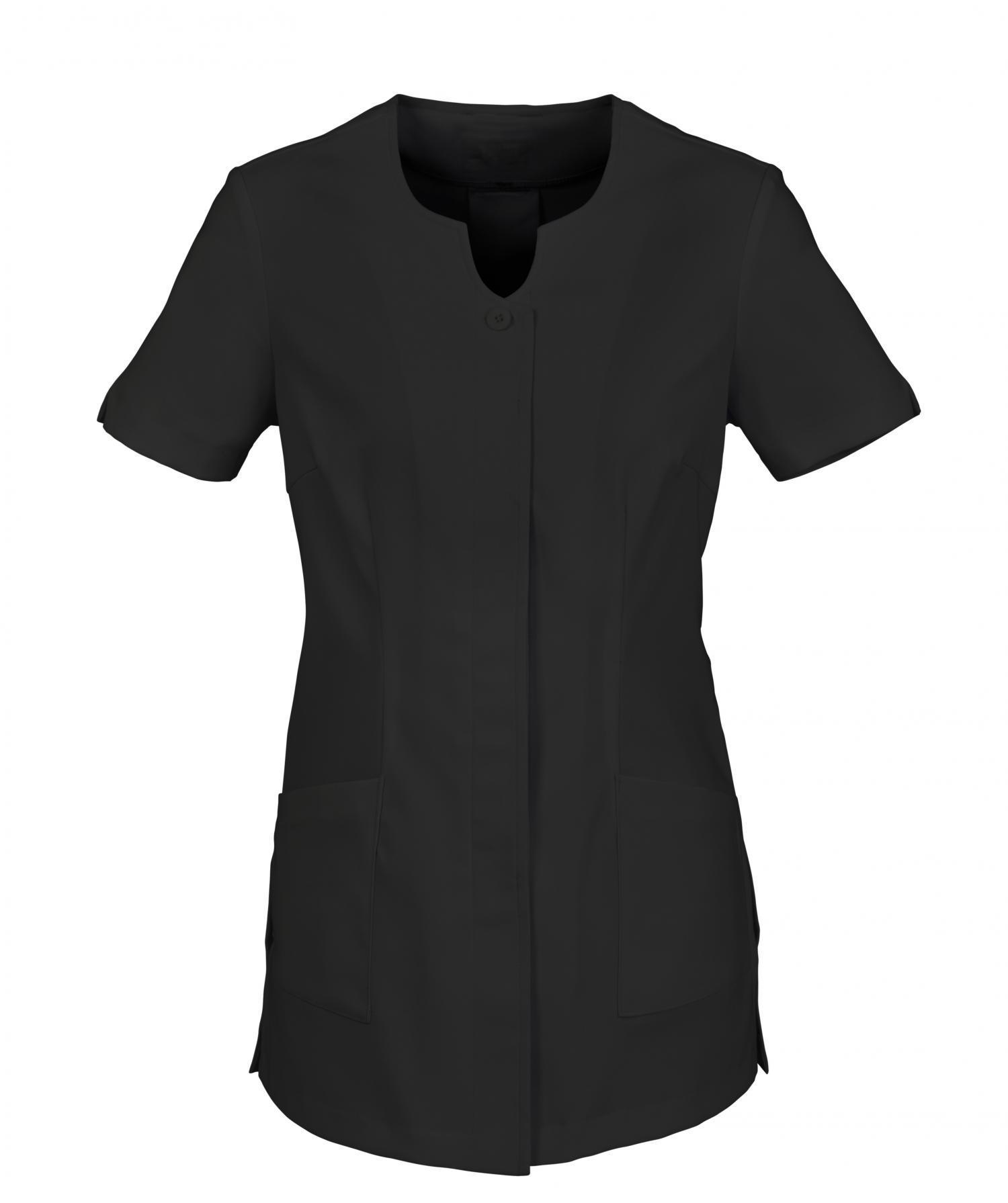 Ladies eden tunic healthcare the uniform factory for Spa uniform nz