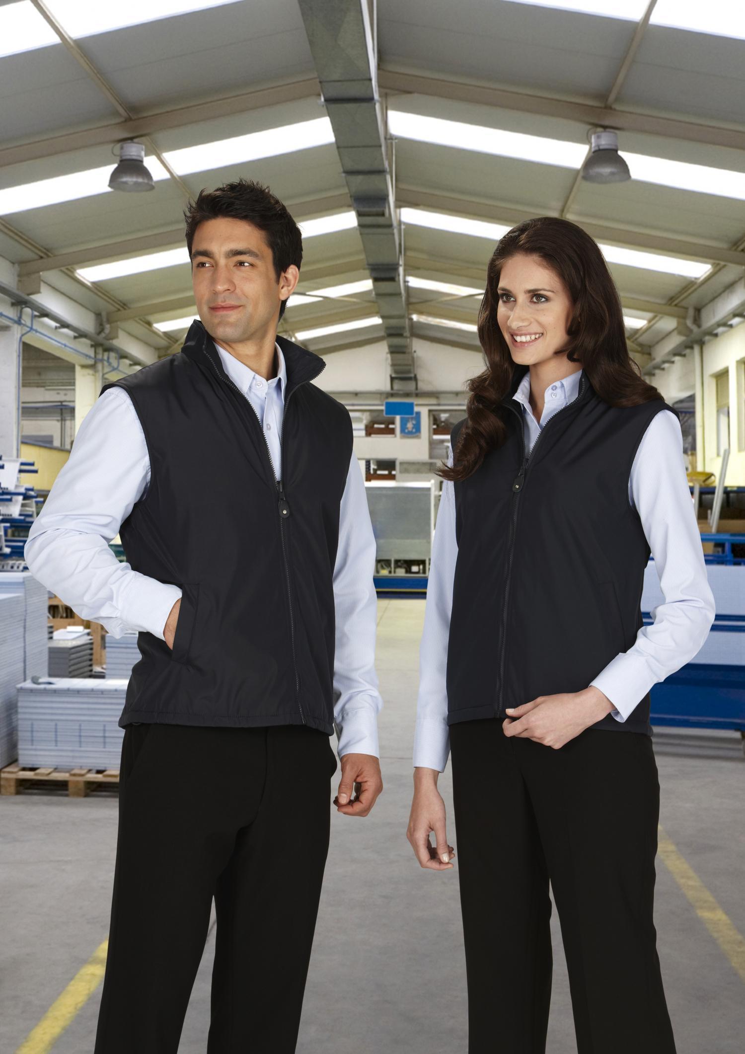 Unisex Reversible Vest Fn095E1