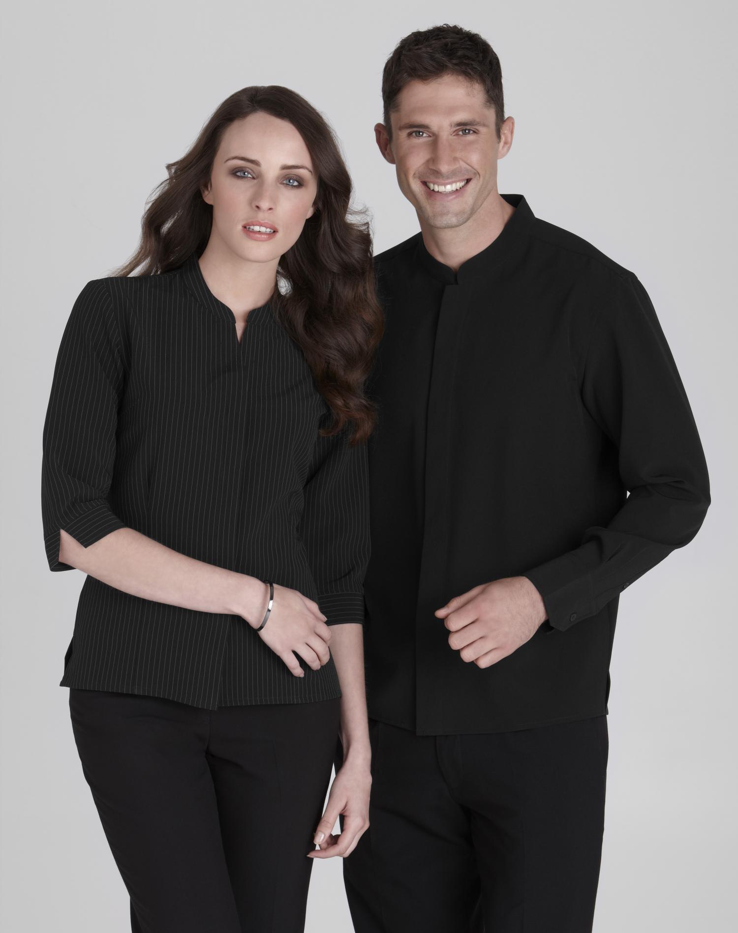 Ladies Quay 3/4 Sleeve Shirt