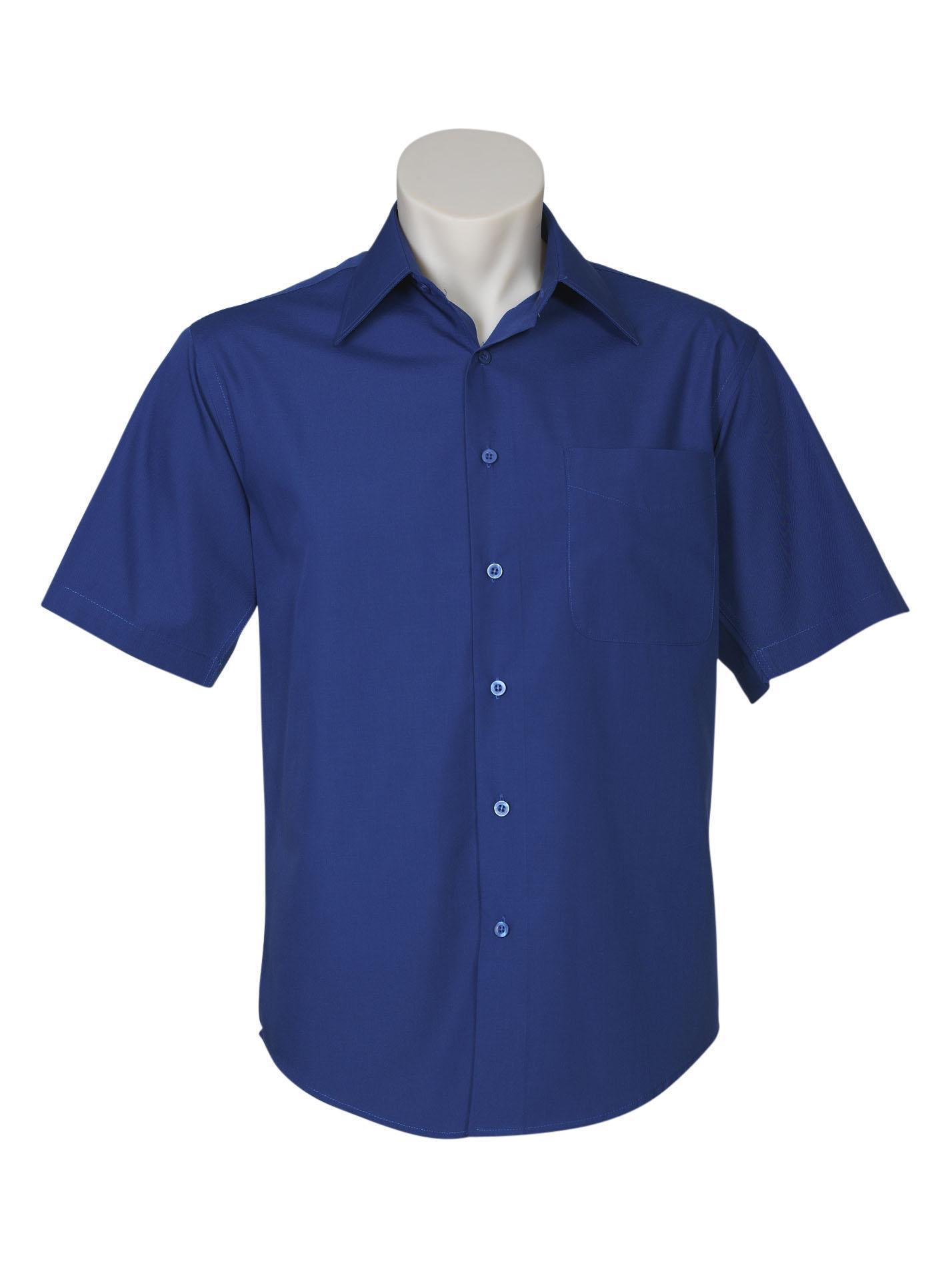 Royal Blue Shirt Mens