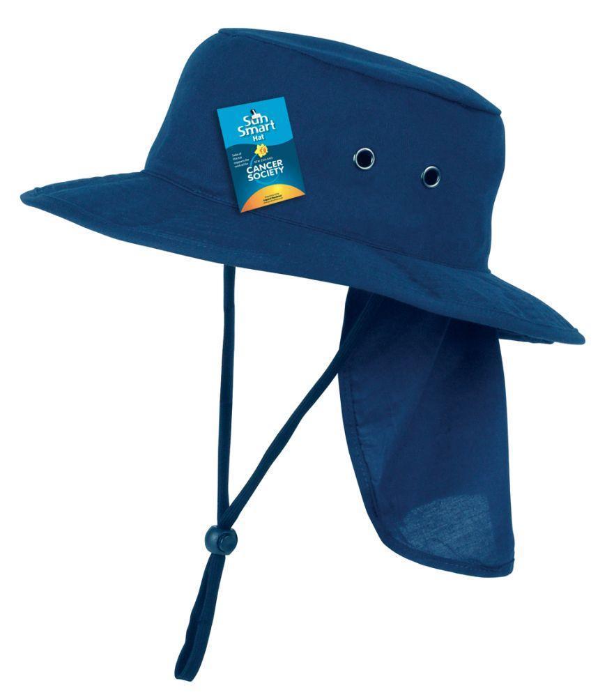 SunMaster Hat - Headwear - Headwear - The Uniform Factory 50b33ed45cda