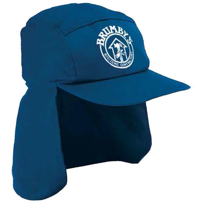 00fe4528e97 Poly Cotton Legionnaire Cap - Headwear - Headwear - The Uniform Factory