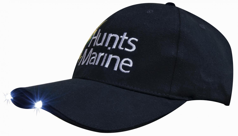 Cap With Led Lights - Headwear - Headwear - The Uniform Factory