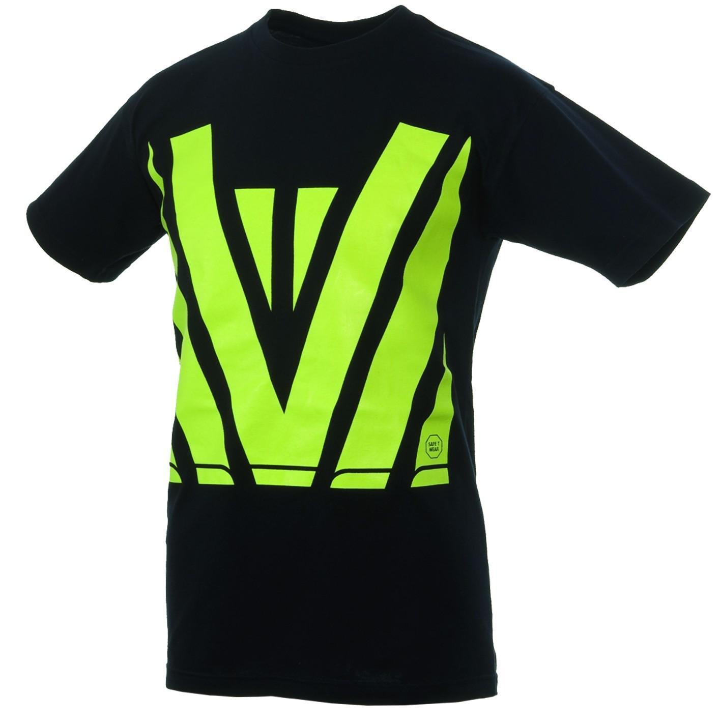 Hi vis t shirt hi vis safety hi vis safety the for High visibility safety t shirts