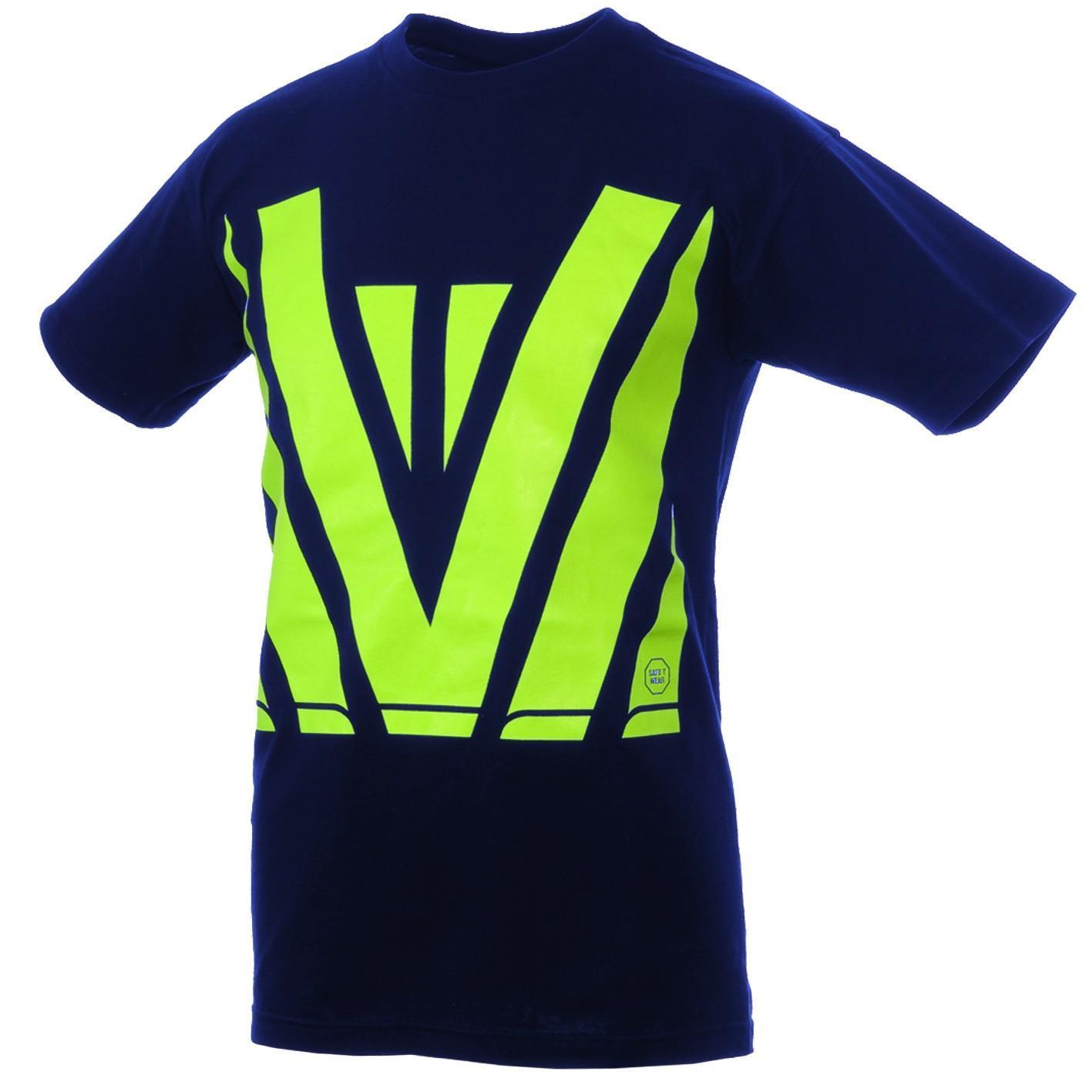 Hi Vis T Shirt Hi Vis Safety Hi Vis Safety The