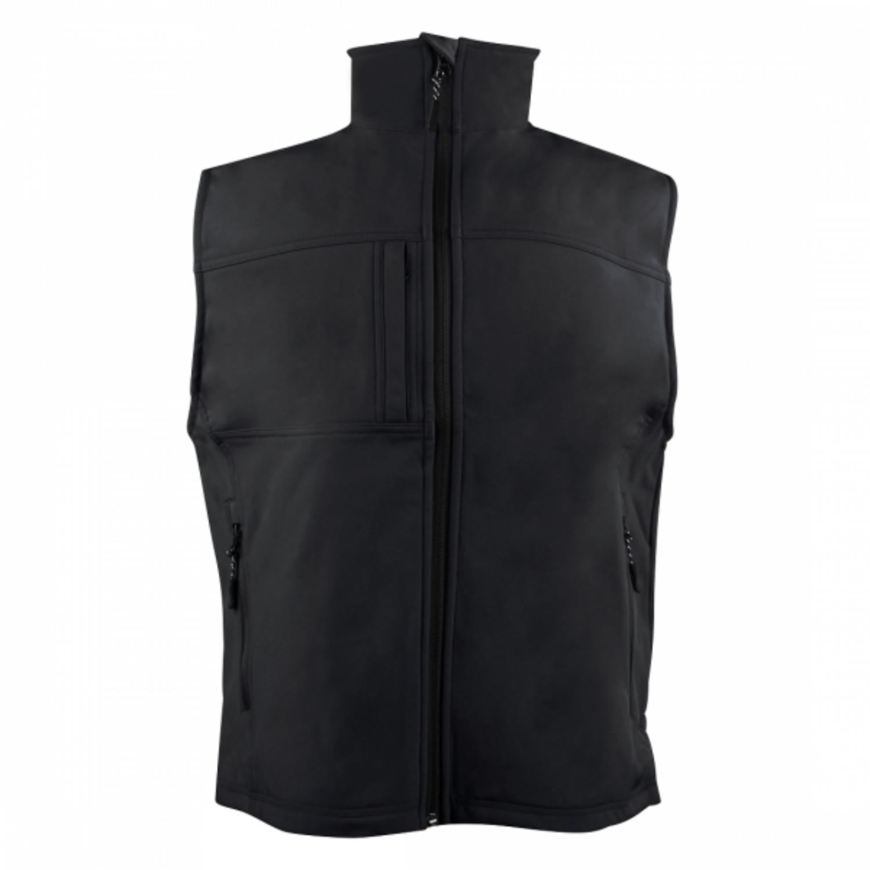 8b7094a64fe9 Mens Classic Soft Shell Vest - Softshell - The Uniform Factory